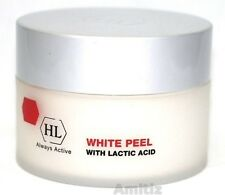 HL HOLY LAND White Peel with Lactic Acid 250ml / 8.5oz Lactolan Peeling Cream