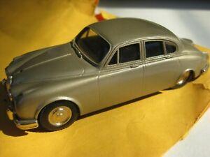 Grand Prix Models  1/43 Scale Jaguar Mk2 in Beige