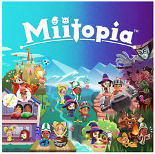 Miitopia (Nintendo 3DS, 2017)