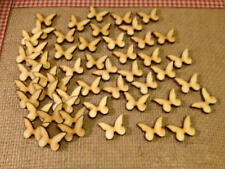 50 x Wooden Tiny Butterflies for Cardmaking / Scrapbooking - Laser Ply Free Post