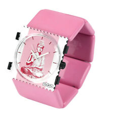 S.T.A.M.P.S. Stamps Uhr komplett  Zifferblatt Pink Buddha mit Belta Classic rose