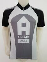MAGLIA SHIRT CICLISMO ABITARE IL TEMPO TAG.5 ITALY CYCLES CYCLING BICI MTB MB254