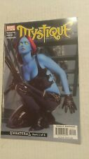 Mystique #14 July 2004 Marvel Comics Vaughan Ryan Milla