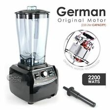 2200W Commercial Blender 2.8L Food Processor Mixer Smoothie Juicer Ice Crusher .