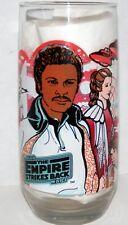 1980 Vintage Star Wars The Empire Strikes Back Lando Calriissian Drinking Glass
