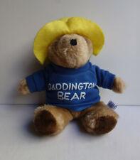 Peluche ours Paddington Bear EDEN-TOYS USA 1981
