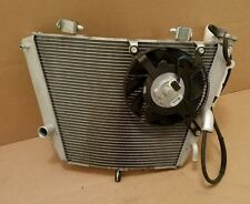 11-17 Suzuki gsxr 600 750 Radiator W/Fans Engine Cooler OEM
