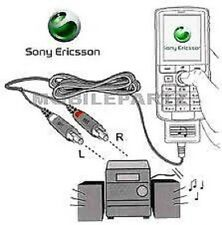 Sony Ericsson MMC-60 Audio Out Cable for W580i W810i W850i W880i W890 W960 W995i