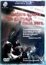 LETTERA APERTA A UN GIORNALE DELLA SERA - DVD SIGILLATO N.01111
