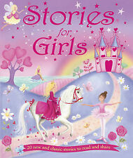 Stories for Girls (Treasuries), , New Book