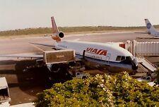 PRINT of Viasa DC-10 at Caracas 1988