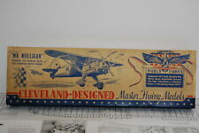 "Vintage Cleveland Designed Master Flying Model Mr. Mulligan 1940""s Kit Complete"