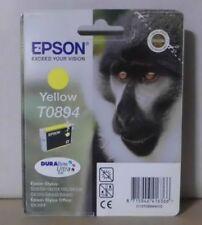 EPSON t0894 INCHIOSTRO YELLOW Stylus s20 sx100 105 200 205 400 405 Office bc300f