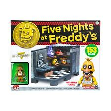 Five Nights at Freddy's Backstage Medium Construction Set Classic Edition