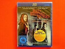 Blu-ray: Red Riding Hood - Unter dem Wolfsmond * Seyfried / Oldman * neu / ovp