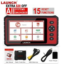 LAUNCH X431 CRP909 OBD2 Diagnostic Tool WIFI Full System Automotive Scanner Tool