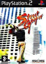 Street Golfer per PS2, NUOVO, ITALIANO, SIGILLATO
