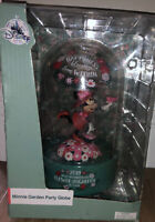 New Disney Parks Flower And Garden Minnie Mouse Party Globe