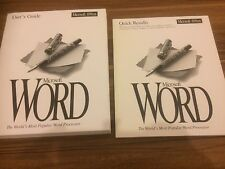 Microsoft Office Word Manuals Full Set