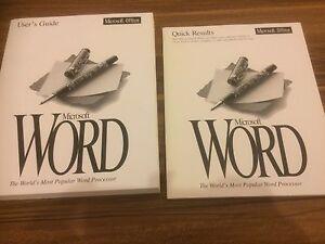 Microsoft Office Word Manuals Full Set