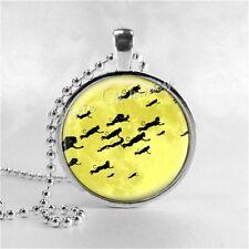 WIZARD OF OZ FLYING MONKEYS Pendant Necklace Jewelry