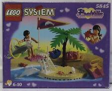 Lego Belville 5845 Dolphin Show  USATO COMPLETO  CON SCATOLA Entra nel negozio
