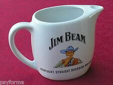 Carafe pitcher water jug pichet Scotch Whisky bourbon JIM BEAM / Collector bar