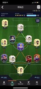 Fifa 21 ultimate team account