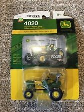 Ertl JOHN DEERE 4020 Tractor JD 1/64 Scale CHIP FOOSE Modified TRACTOR