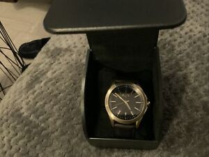 Armani Exchange Men's Watch, Rose Gold Plated