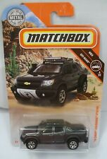 2019 MATCHBOX 1/64 2016 CHEVY COLORADO XTREME TRUCK! MBX OFF-ROAD 6/20 - 67/100