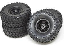 TRX-4 TRAXX - TIRES & Wheel Set assembled Sport Canyon Trail 1.9 Traxxas 82034-4