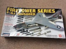 Lindberg F-8j Crusader Model Kit 1/48 Scale