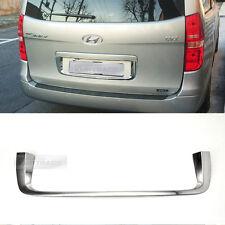 Chrome Silver Rear Number Plate Molding Garnish for HYUNDAI 2007-17 grand starex