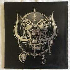 Motörhead, No remorse, 2 LP, Limited Special Edition, Leather Sleeve, 1984, rare