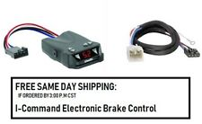 5504 Draw Tite Brake control with Wiring Harness 3041 FOR 2014-2016 Toyota