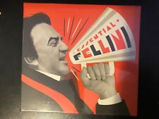 ESSENTIAL FELLINI New Blu-ray Criterion Collection - BRAND NEW