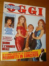 OGGI=1991/45=LOLITA MORENA RAFFAELLA BERGE=GILDA PEDONE=MINA=GRAZIOTTIN=MESINA G