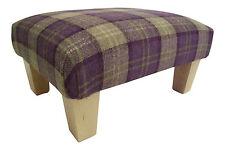 Fabric Traditional Footstools