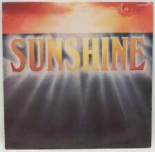 Sunshine LP Vinyl Album Record 1977 Roulette SR-3018