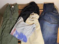Maternity clothing bundle - shorts and shorts - xl