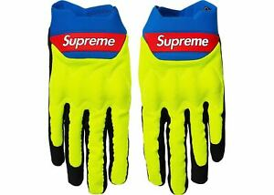 "Supreme Spring/Summer 2018 Supreme / Fox Racing Bomber Glove ""Multi"" SS18A7 sz S"