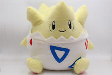 "New Pokemon Plush Doll Super Big Togepi 13"" Mecha Deka Plush BANPRESTO"