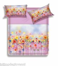 Lenzuola Copriletto Biancaluna Miss Terry Amster Completo letto Stampa digitale