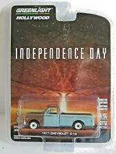 GREENLIGHT 1971 CHEVROLET C-10 INDEPENDENCE DAY 1/64 44840-D