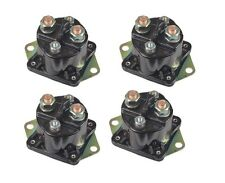 FOUR NEW WINCH SOLENOIDS for WARN 72631, 28396 Solenoid Relay XD9000i 9.5ti