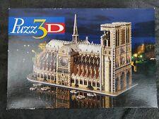 Puzz 3D Notre Dame Jigsaw Puzzle