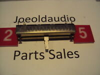 JVC R-S55 Bass or Treble Slide Control. Tested. Parting Out JVC R-S55 Receiver