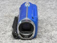 JVC Everio GZ-MS230AU Digital Handheld Camcorder - Blue *Tested*