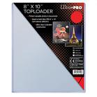 (10) Ultra PRO 20.3cm x 25.4cm Toploader Erinnerungsstücke Halter Für Arm FotosToploader-Hüllen & Kartenhalter - 183438